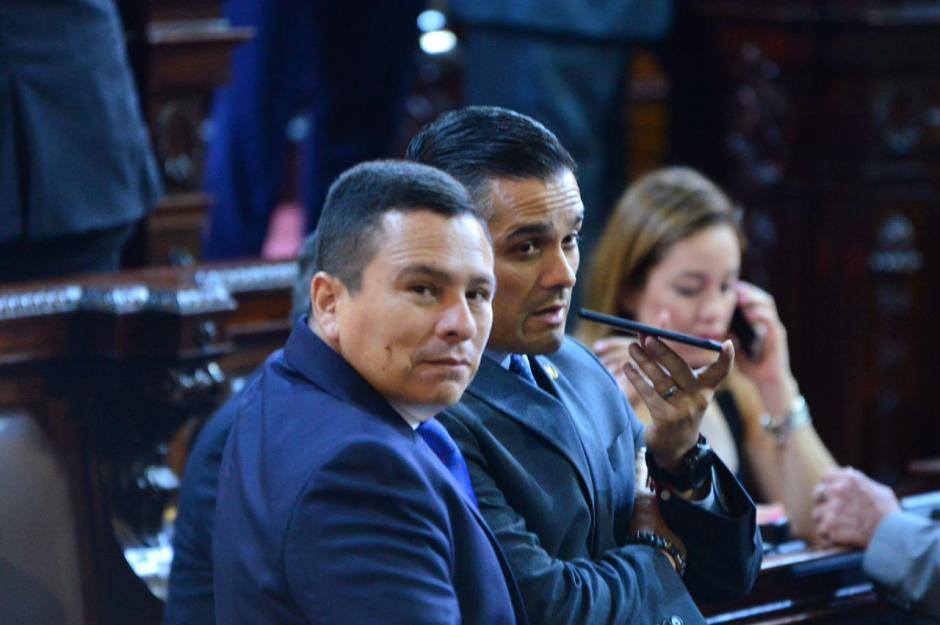 Hernández Azmitia calificó como espuria la denuncia. (Foto: Jesús Alfonso/Soy502)
