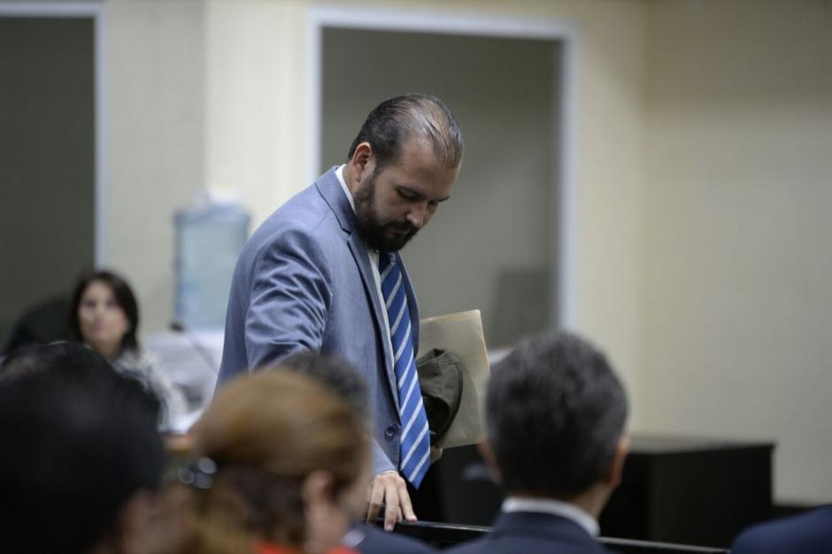 La jueza permitió que se ingresaran medicamentos para un sindicado. (Foto: Wilder López/Soy502)