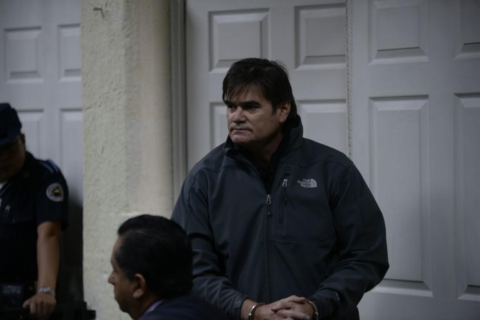 Entre sindicados, destaca José Agüero Urruela, expresidente de la Cámara de la Construcción y miembro titular de la Junta Monetaria. (Foto: Wilder López/Soy502)