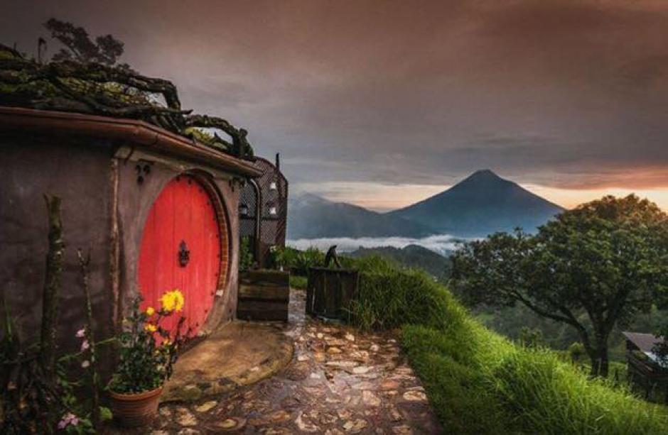 El sitio está cerca de Antigua Guatemala y ofrece una vista espectacular desde las alturas. (Foto: Giancarlo Gallardo)