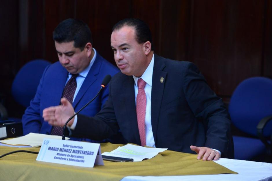 El ministro calificó como ilegítima y espuria la denuncia en su contra. (Foto: Jesús Alfonso/Soy502)