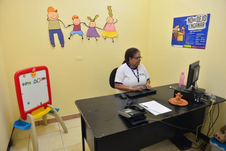 La nueva área incluye tres clínicas de psicología. (Foto: Jesús Alfonso/Soy502)