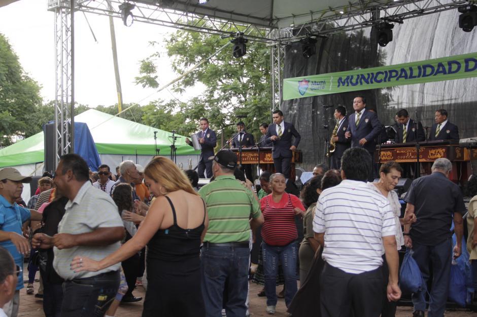 Este domingo 23 de julio finaliza la Feria del Cerrito del Carmen. (Foto: Fredy Hernández/Soy502)