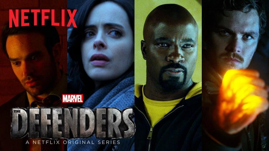 """La serie """"Los Defensores de Marvel"""" se estrenará el 18 de agosto en Netflix. (Foto: Netflix)"""