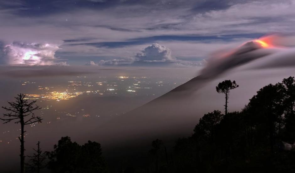 La ciudad y el volcán cautivaron a este periodico estadounidense. (Foto: Brad Guay/Washington Post)