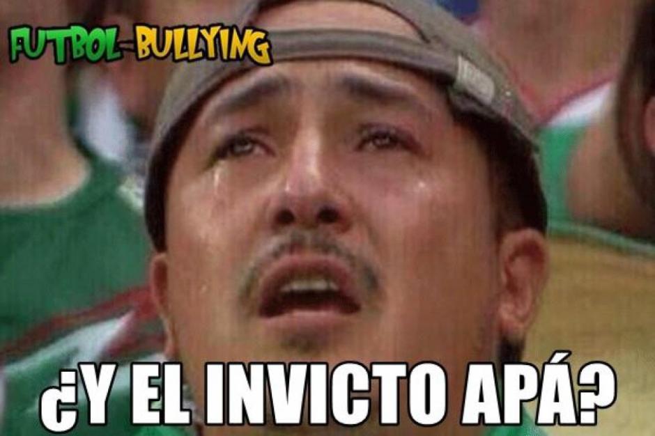 México perdió contra Jamaica en la semifinal de la Copa Oro. (Foto: Twitter)