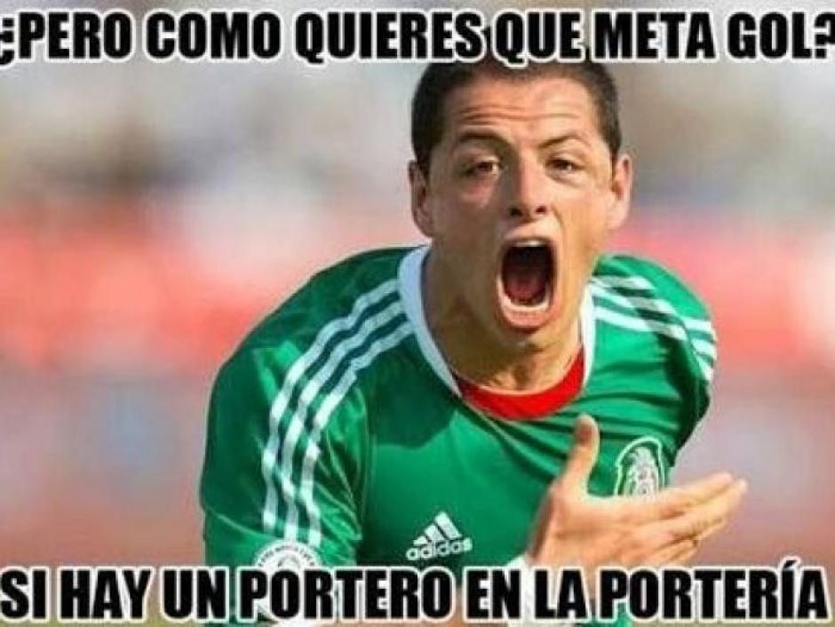 La Tricolor no pudo anotar el gol del empate. (Foto: Twitter)