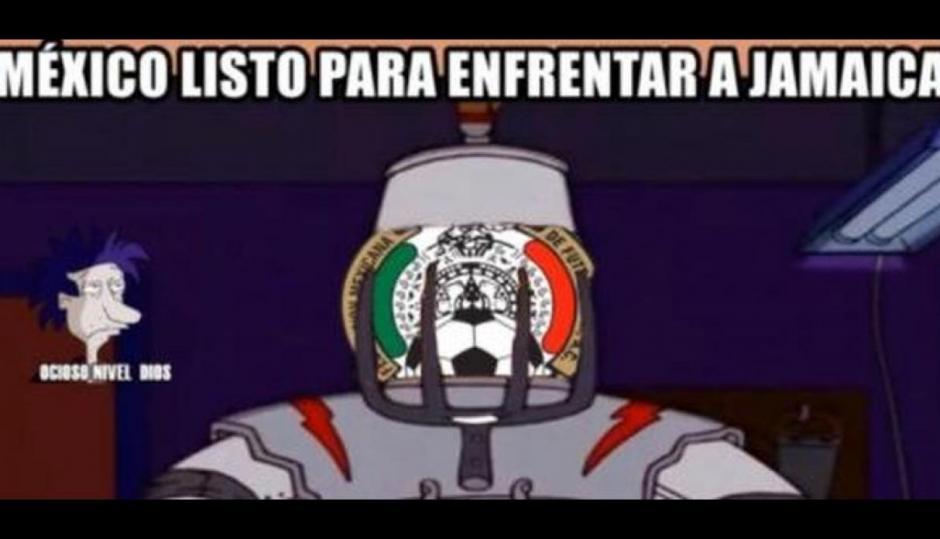 Los mexicanos no convencieron con su actuación durante todo el torneo. (Foto: Twitter)