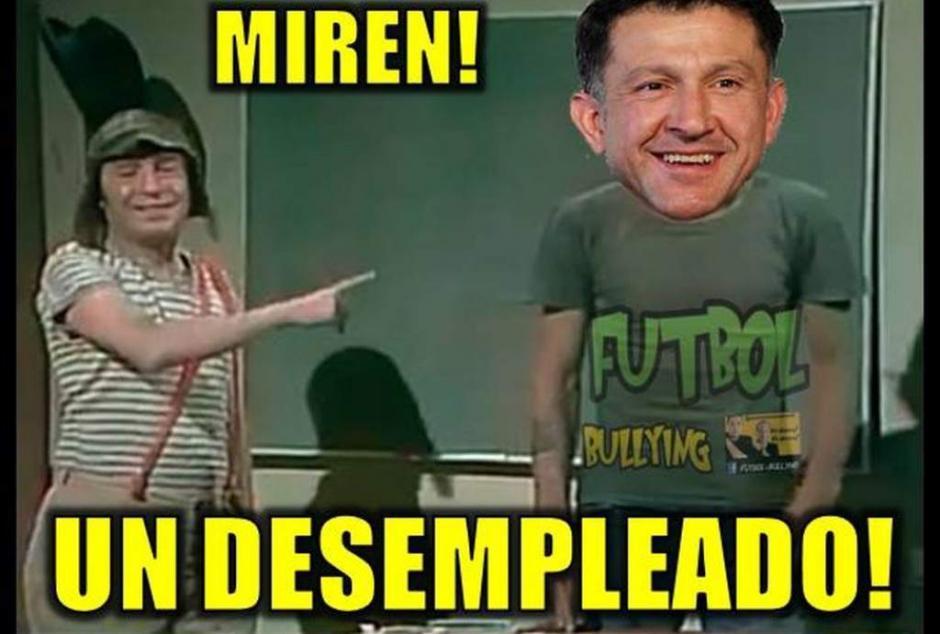 Los aficionados mexicanos culpan al técnico Juan Carlos Osorio por el mal funcionamiento de su selección. (Foto: Twitter)