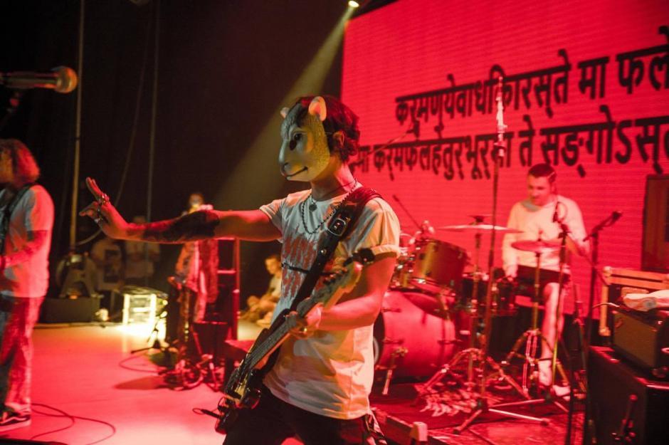 La banda realizará 13 presentaciones en el país europeo. (Foto: Nicole Lemberg)