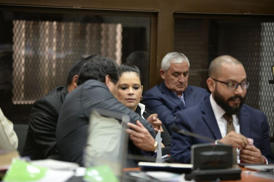 Roxana Baldetti es sindicada en el caso La Línea de los delitos de cohecho, asociación ilícita y casos especiales de defraudación aduanera. (Foto: Wilder López/Soy502)