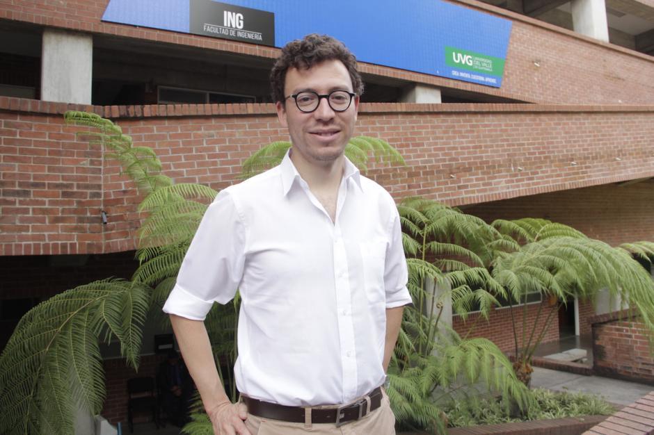 Luis von Ahn critica la poca inversión gubernamental para la tecnología. (Foto: Fredy Hernández/Soy502)