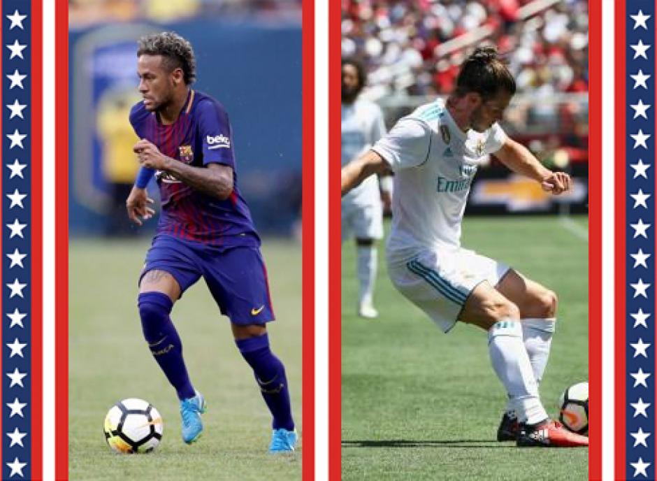 With Messi and Neymar, Barcelona faces Real Madrid in a friendly