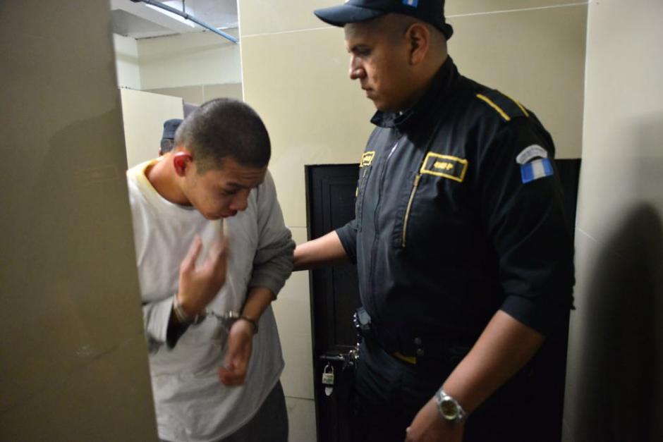 Los reclusos se encuentran en ese lugar tras un motín que se registró el lunes recién pasado. (Foto: Jesús Alfonso/Soy502)
