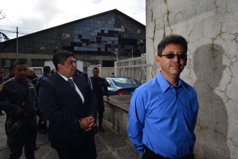 Este caso tiene 30 personas implicadas, entre ellas altos mandos de la SAT y el exbinomio presidencial. (Foto: Jesús Alfonso/Soy502)