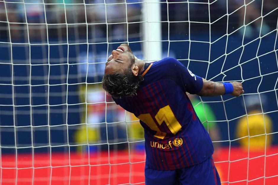 Barcelona confirma que Neymar quiere irse del club — OFICIAL
