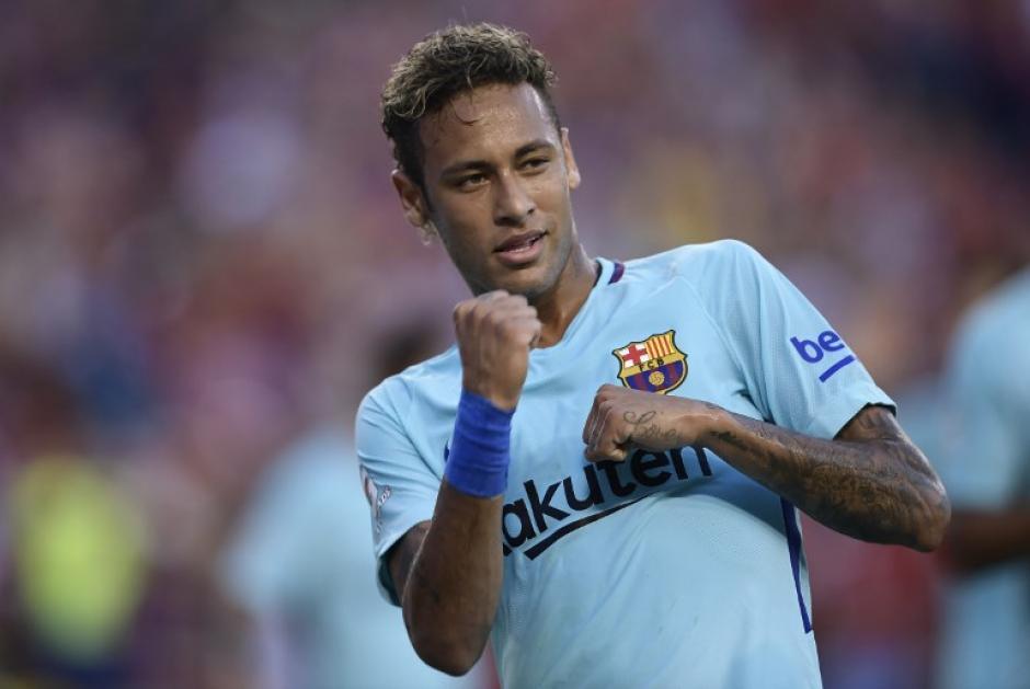 Tensión en Barcelona: el video de la pelea entre Neymar y Semedo
