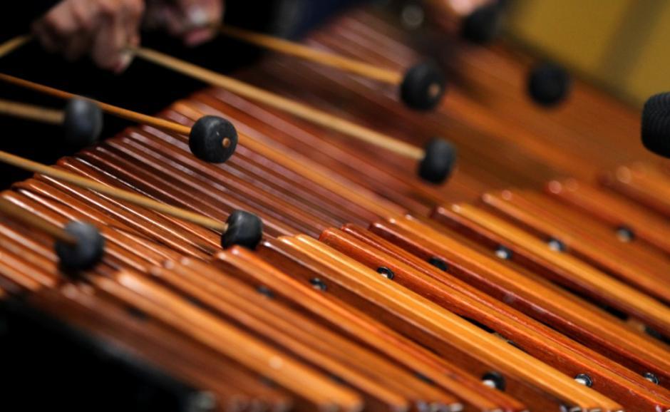 En la actualidad hay diferentes tipos de marimba: de arco o tecomates, la de bambú, la sencilla y la doble. (Foto: Captura Google)