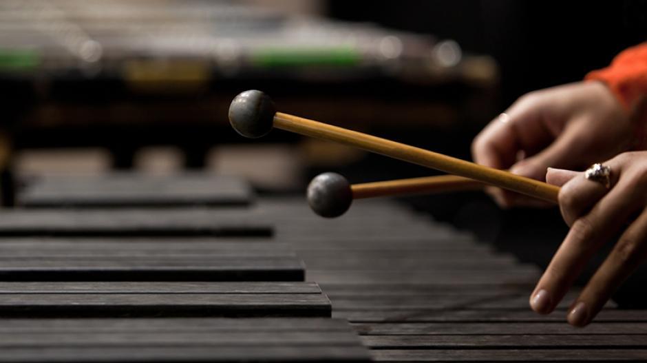 La marimba es un instrumento musical, considerado símbolo Patrio de Guatemala. (foto: Shutterstock)