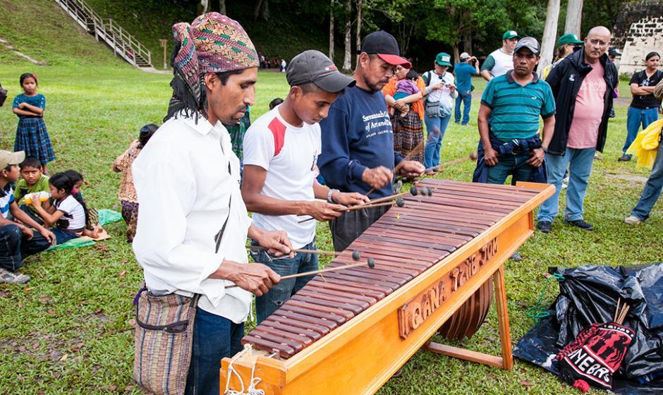 Fue declarada un instrumento nacional de Guatemala en 1978. (Foto: Shutterstock)