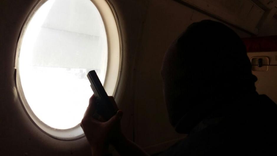 El ejercicio simuló el secuestro de una aeronave con 24 pasajeros. (Foto: DGAC)