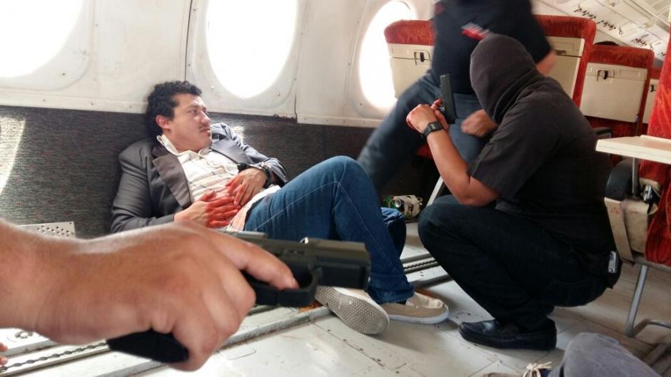 Algunos pasajeros resultaron heridos. (Foto: DGAC)