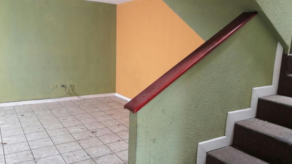 Así es el interior de la vivienda vinculada a Roxana Baldetti. (Foto: MP)