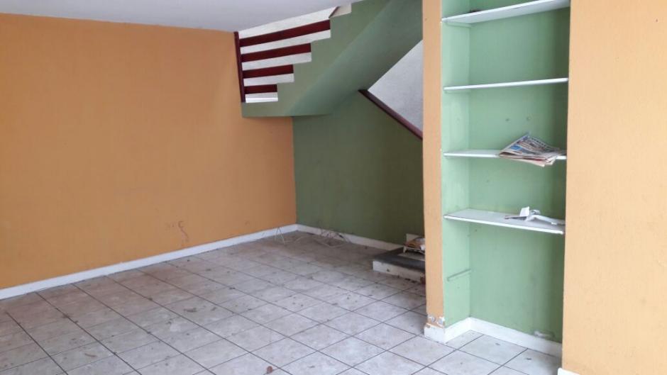 La residencia se ubica en la Finca El Zapote de la zona 2. (Foto: MP)