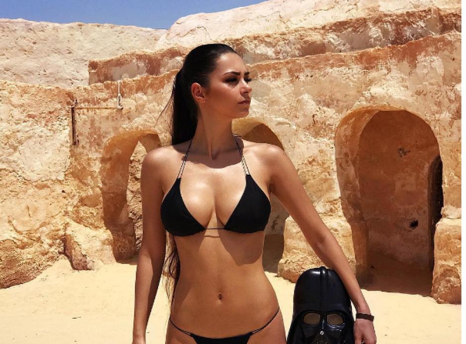 Ella es de nacionalidad rusa. (Foto: Instagram/Helga_Model)