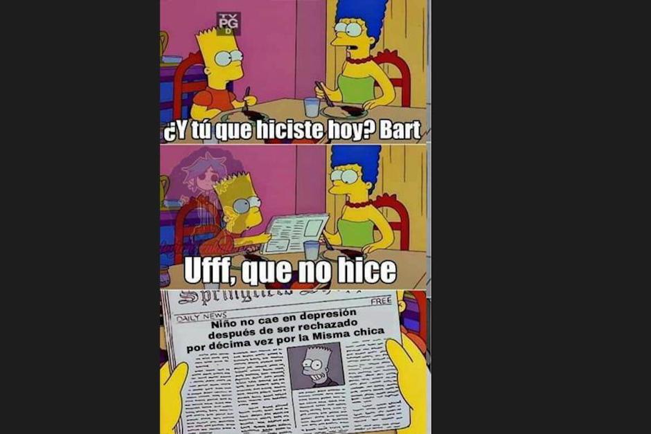 """""""Meme"""" para la friendzone (Foto: Screenshot / peru.com)"""