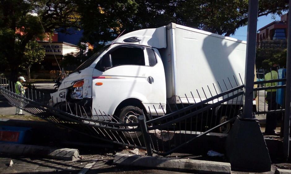 El conductor se dio a la fuga tras el accidente. (Foto: Amilcar Montejo/PMT)