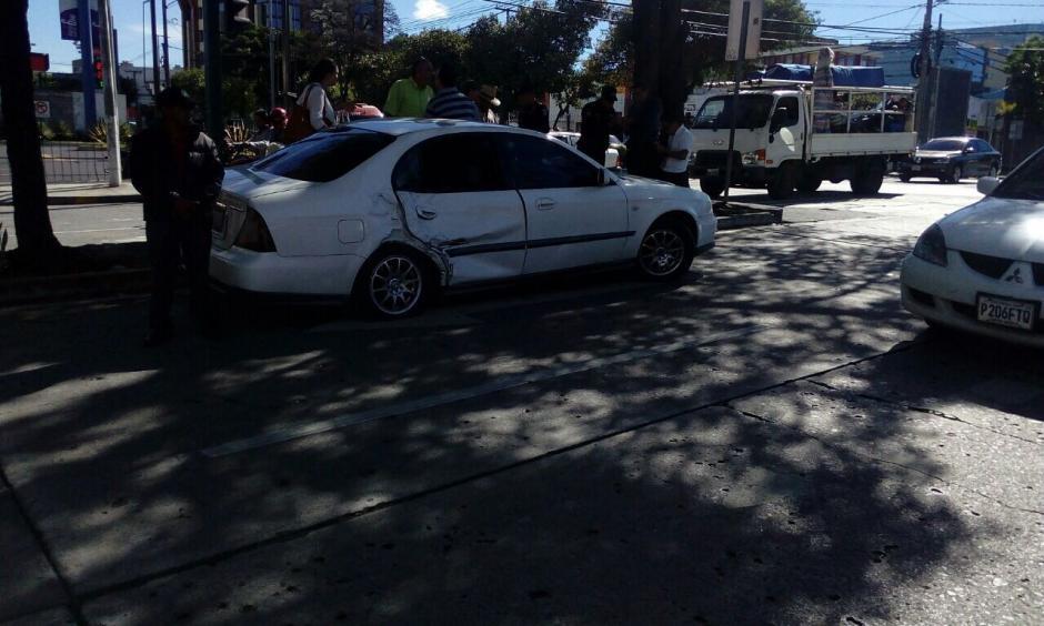 Pese a la gravedad, no se reportaron heridos. (Foto: Amilcar Montejo/PMT)