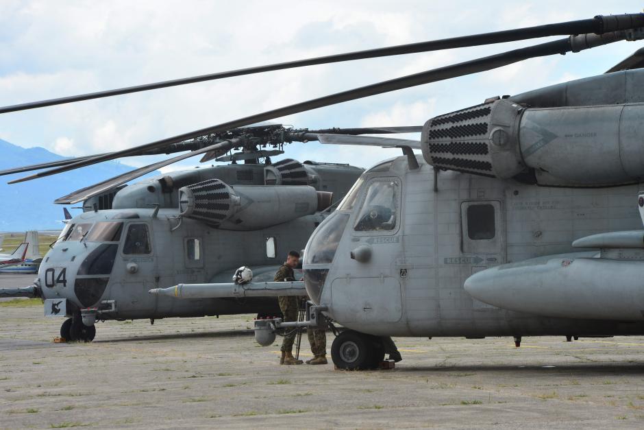Los militares estadounidenses capacitarán a miembros del ejército de Guatemala. (Foto: Jesús Alfonso/Soy502)