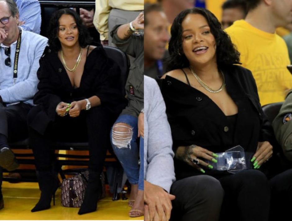 Así reacciona Rihanna ante quienes la llaman gorda