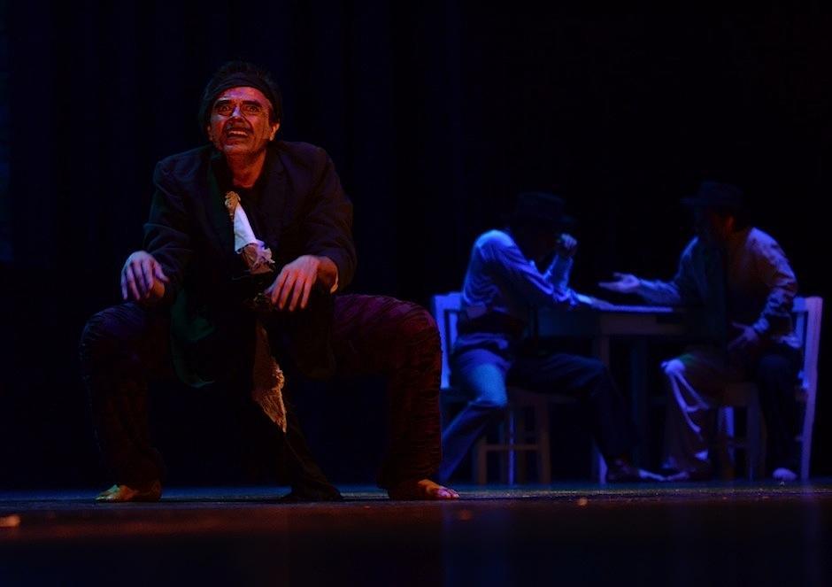 La coreografía está a cargo del maestro Amado Albizurez. (Foto: Selene Mejía/Soy502)