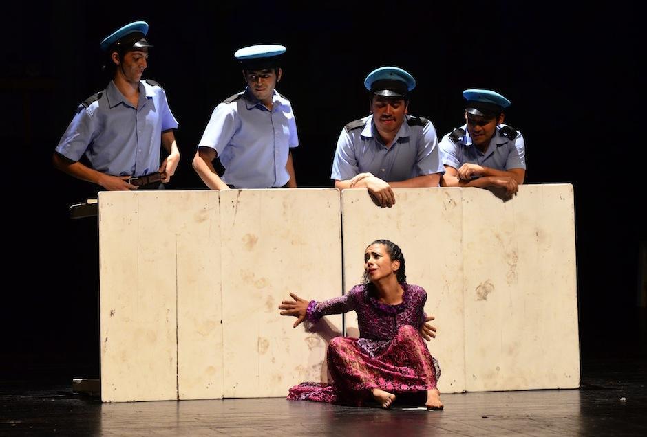 La danza contemporánea inaugura las actividades del Festival de Junio 2017. (Foto: Selene Mejía/Soy502)