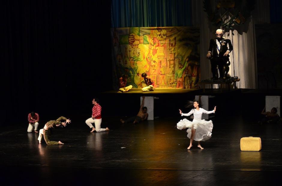 Esta es una danza imperdible. (Foto: Selene Mejía/soy502)