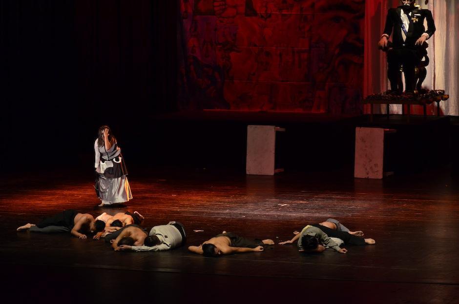 El Ballet Moderno y Folklórico anunciará otras presentaciones. (Foto: Selene Mejía/Soy502)