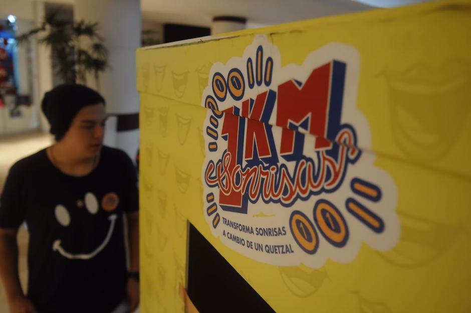 Como parte del evento, la fundación tiene programado llevar a cabo el Festival del 1KM de Sonrisas los días 23, 24 y 25 de junio. (Foto: Jesús Alfonso/Soy502)