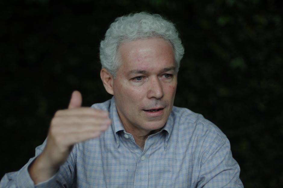 El exviceministro fue protagonista de una captura falsa. (Foto: Jesús Alfonso/Soy502)