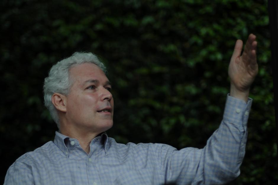 El funcionario estudia poner acciones legales por su captura falsa. (Foto: Jesús Alfonso/Soy502)