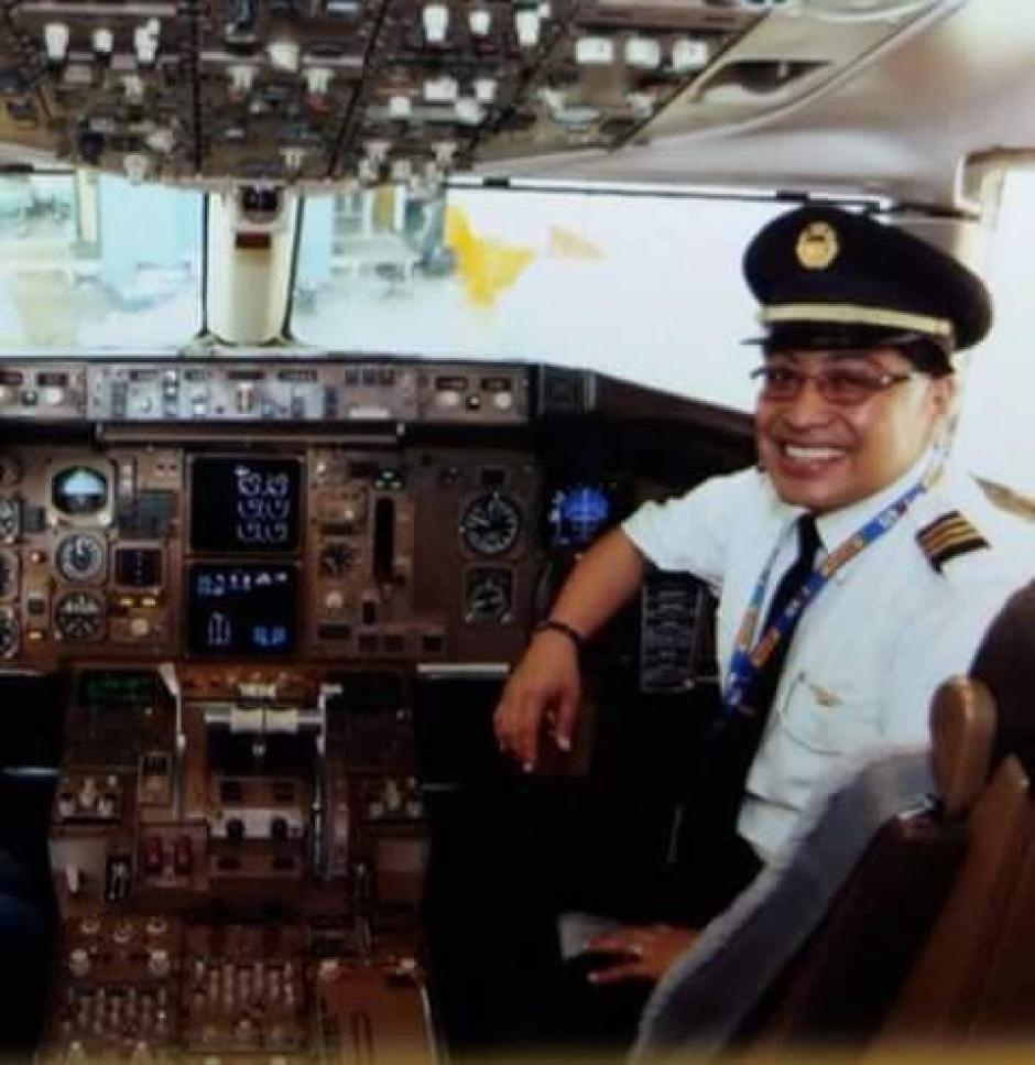Frener Hernández era un piloto aviador e instructor. (Foto: Facebook)