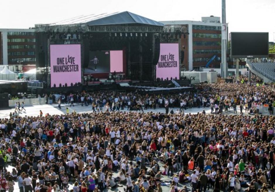50 mil entradas fueron vendidas. (Foto: AFP)