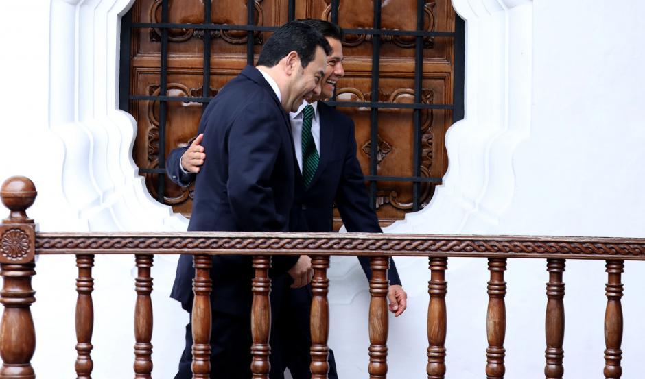 Peña Nieto regresa este martes a México. (Foto: Gobierno)