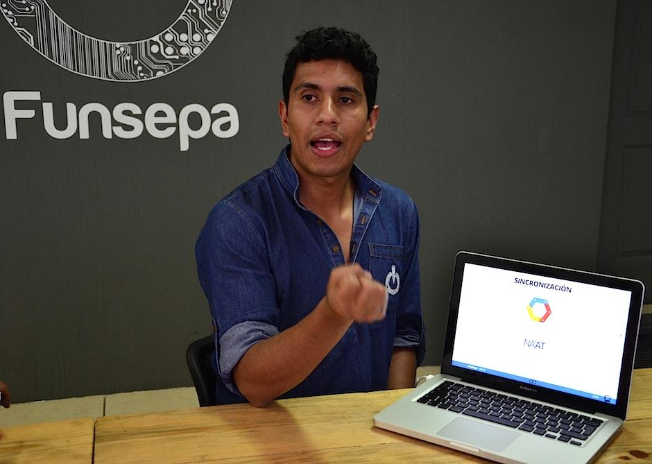 Na'at recibió financiamiento de Google para su desarrollo. (Foto: Selene Mejía/Soy502)