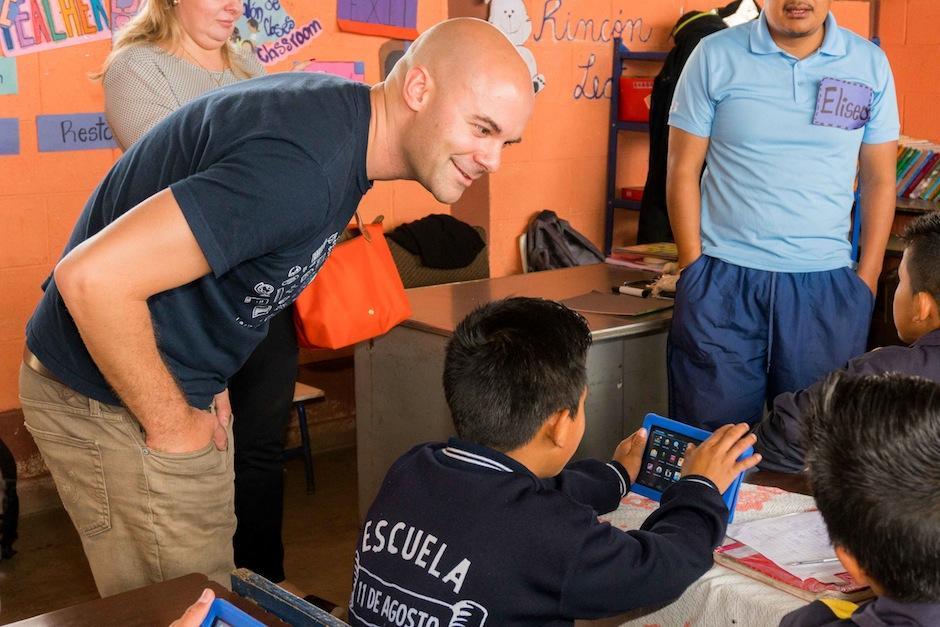 Esta plataforma acercará una fácil y divertida metodología a los maestros. (Foto: Funsepa)