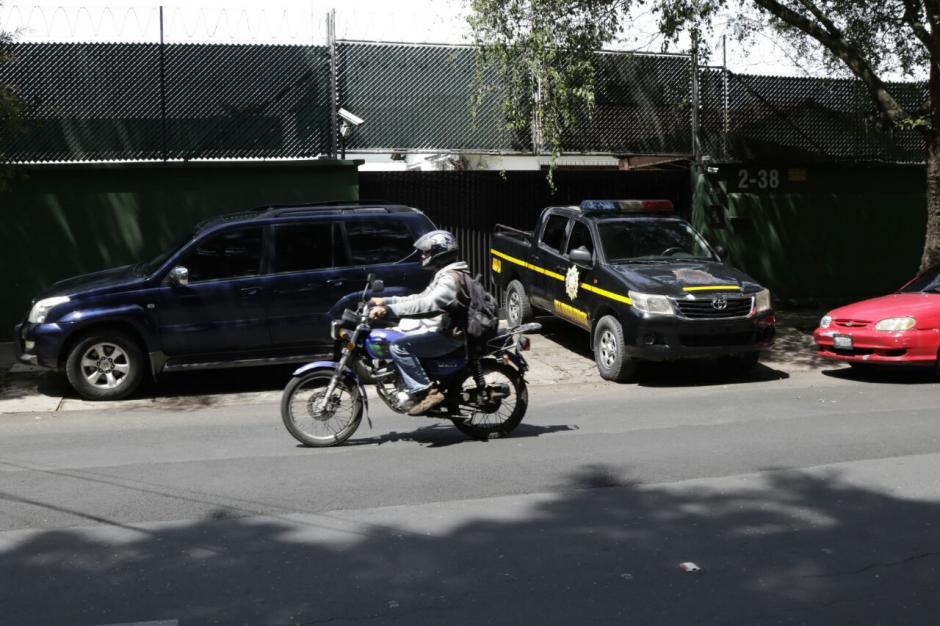 La Fiscalía Especial Contra la Impunidad (FECI) confirmó los operativos. (Foto: Alejandro Balán/Soy502)