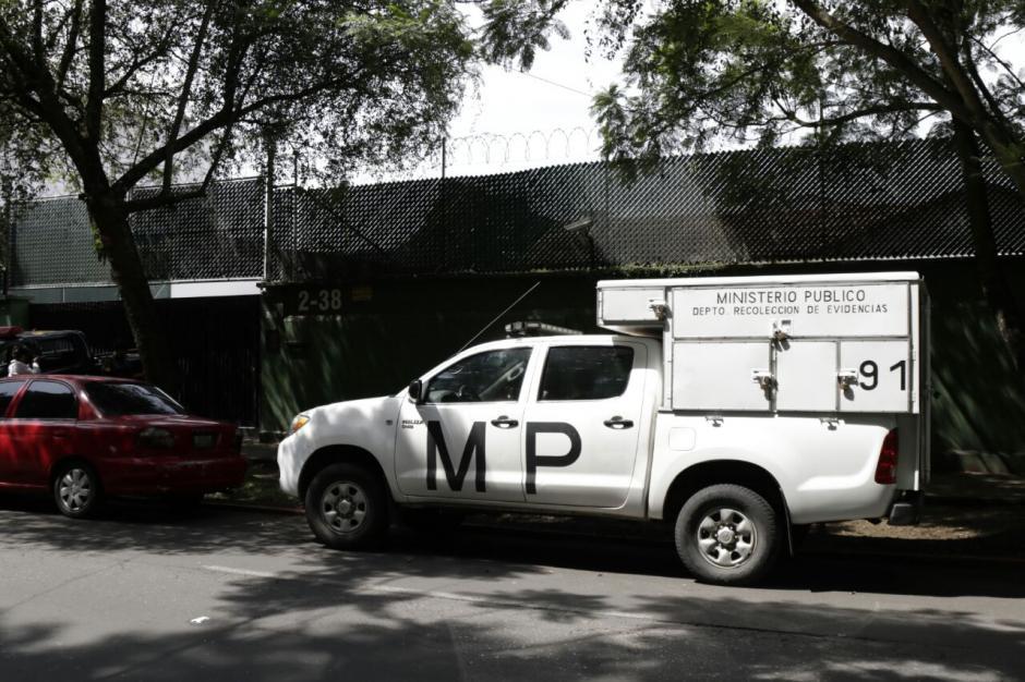 El MP busca datos relacionados con Alejandro Sinibaldi. (Foto: Alejandro Balán/Soy502)