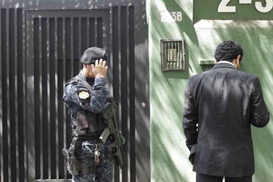 La FECI confirmó que el caso se encuentra bajo reserva. (Foto: Alejandro Balán/Soy502)