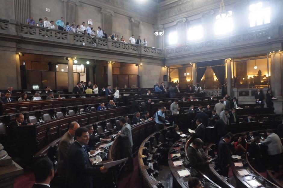 22 diputados votaron en contra de ratificar la prórroga al estado de sitio. (Foto: Jesús Alfonso/Soy502)